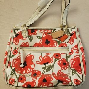 COACH Poppy Collection Tote
